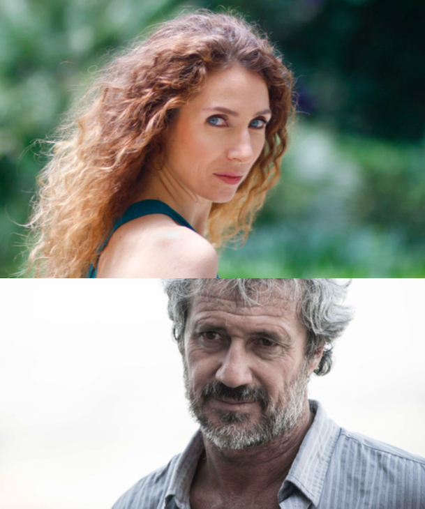 napoli teatro festival Marina Sorrenti e Claudio Di Tutte le notti di un giorno