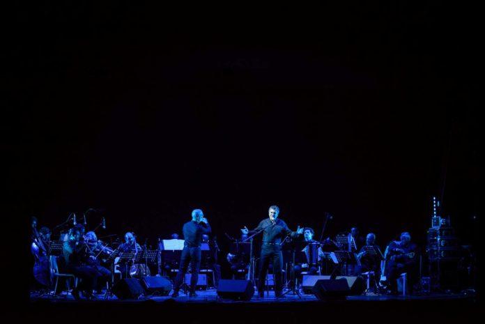 Di Giacomo in the mood (ph Guglielmo Verrienti) fonte foto Sito Napoli teatro festival italia