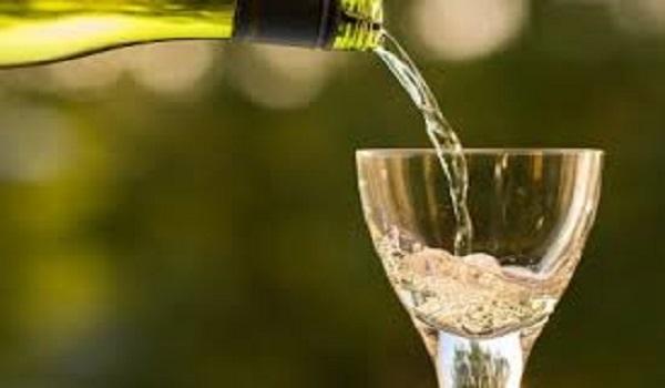 champagne fonte foto web