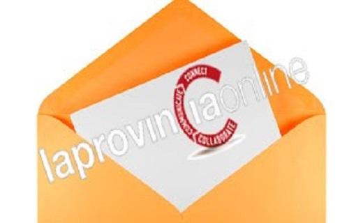 lettera in redazione