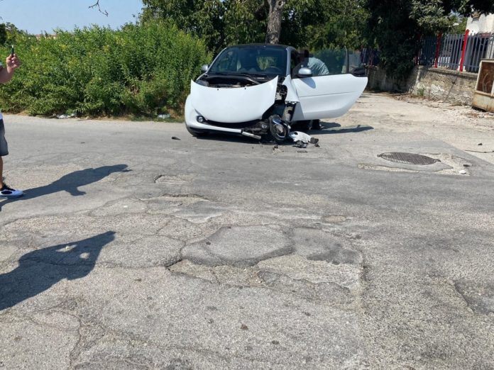 incidente via coscialonga