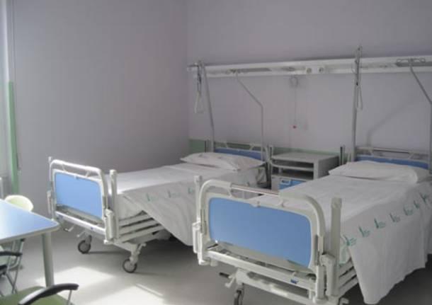 stanza ospedale foto fonte web