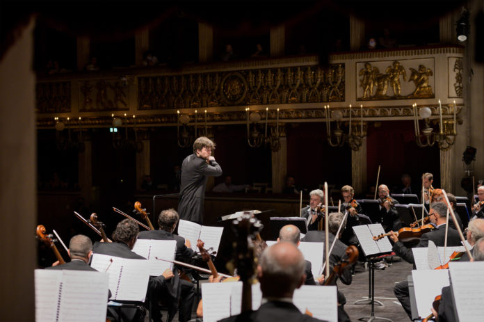 Juraj Valcuha_Mahler I Symphony_©Mario Wurzburger_San Carlo