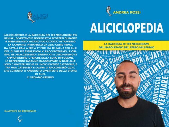 ALICICLOPEDIA - Il primo libro di Alici Come Prima