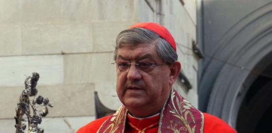 Crescenzio Sepe fonte foto sito: chiesadinapoli.it