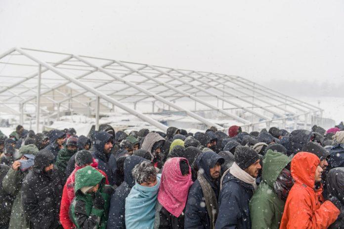 campo profughi lipa (fonte foto web)