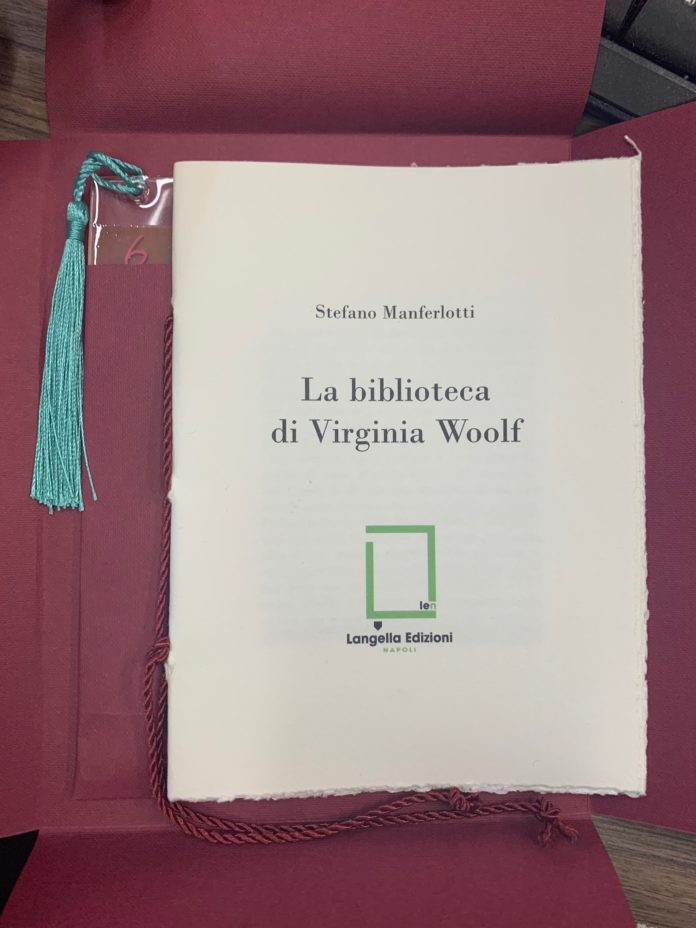 la biblioteca d virginia woolf