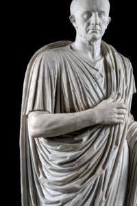 Statua togata di Nonio Balbo inv 6167 ©luigispina
