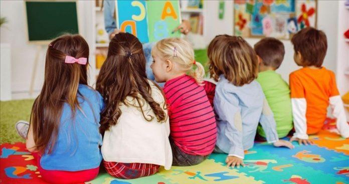 scuola d'infanzia fonte foto web