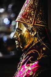 Elogio di San Gennaro@foto Sergio Siano