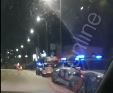 Casalnuovo polizia in un locale
