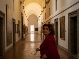 Antonella Cucciniello Direttore della Biblioteca e del Complesso Monumentale dei Girolamini
