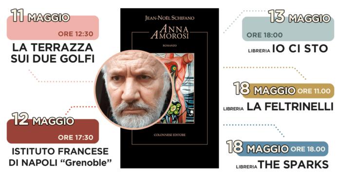 calendario presentazioni JeanNoelSchifano